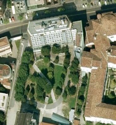 I.S.U. residenza Universitaria di Via Santa Sofia, Milano