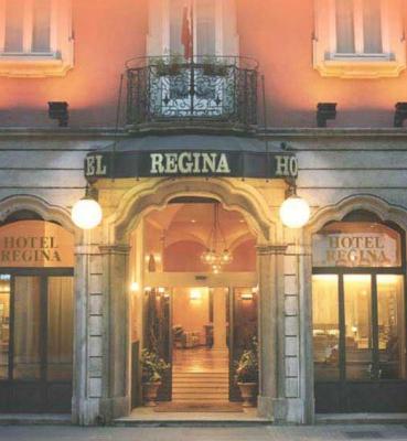 Hotel Regina, Milano (MI) in associazione con arch. Ferdinando Anichini