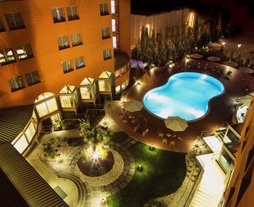 Ramada Ticinum Hotel, Oleggio (NO) in associazione con Protek s.r.l. e arch. Mike Ryan